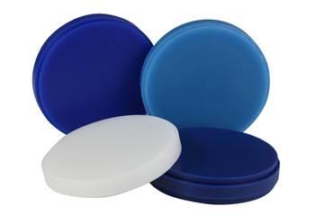 dental wax disc
