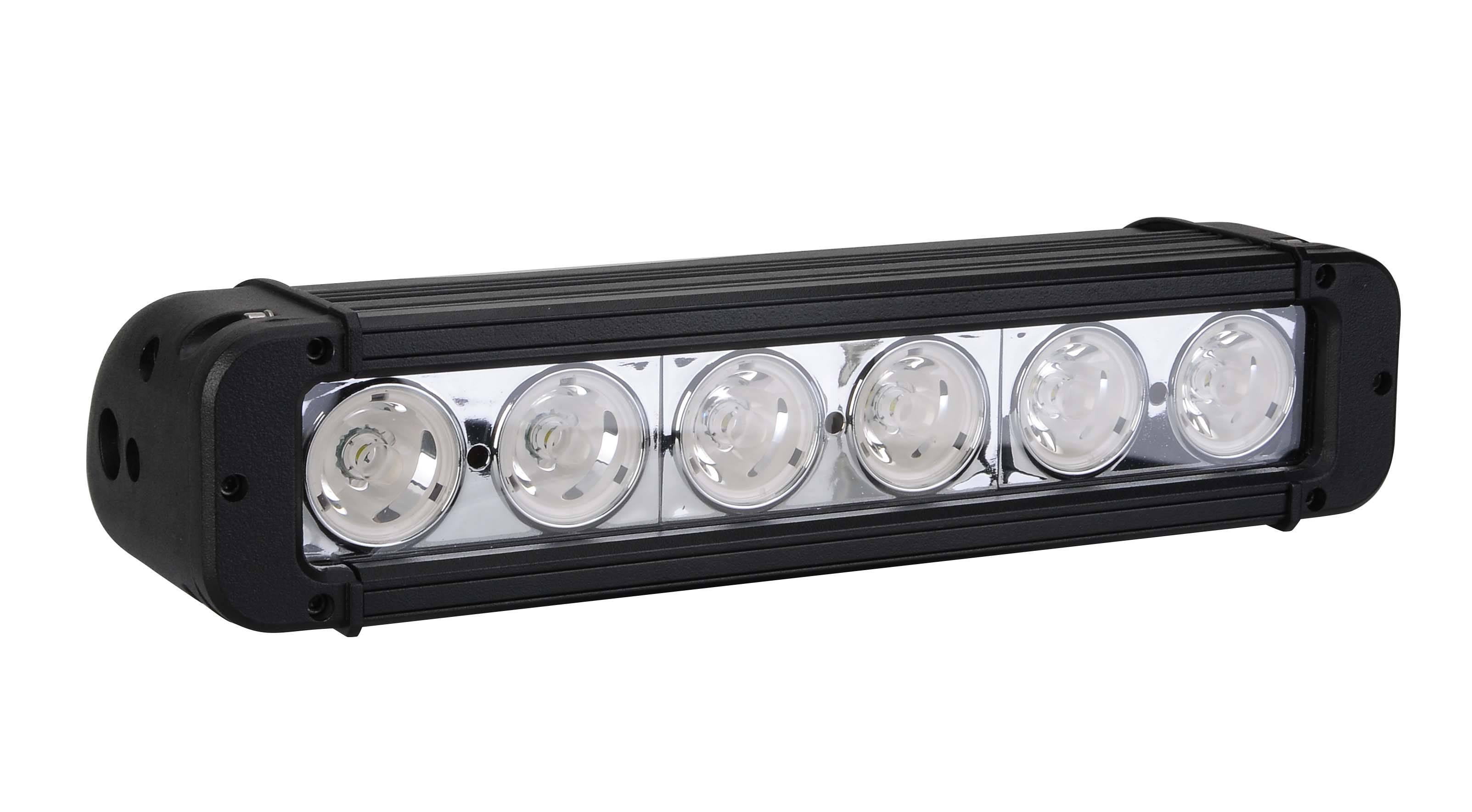 11 inch 60W CREE LED Work Light Bars Spot Light Flood Light