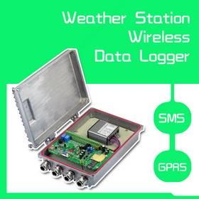 Weather Station Wireless Data Logger