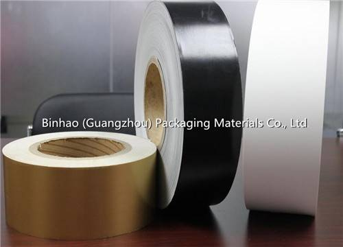 Various Color Thick Aluminum Foil Paper for Tobacco Packing
