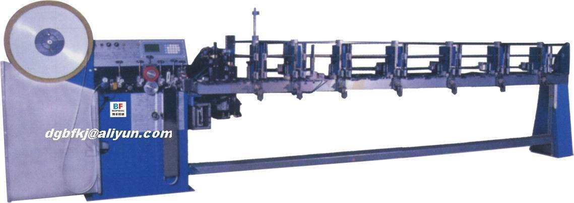 aluminum venetian blinds forming ,punching ,cutting and threading machines