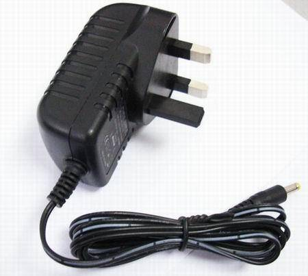 12V 1A power adapter for cctv us uk euro
