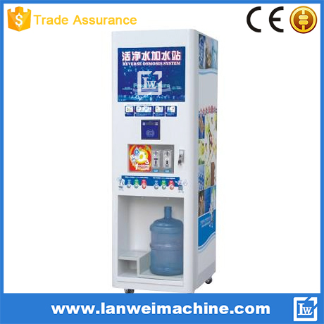 school Office home Residential quarters use water vending machine RO-100A-H