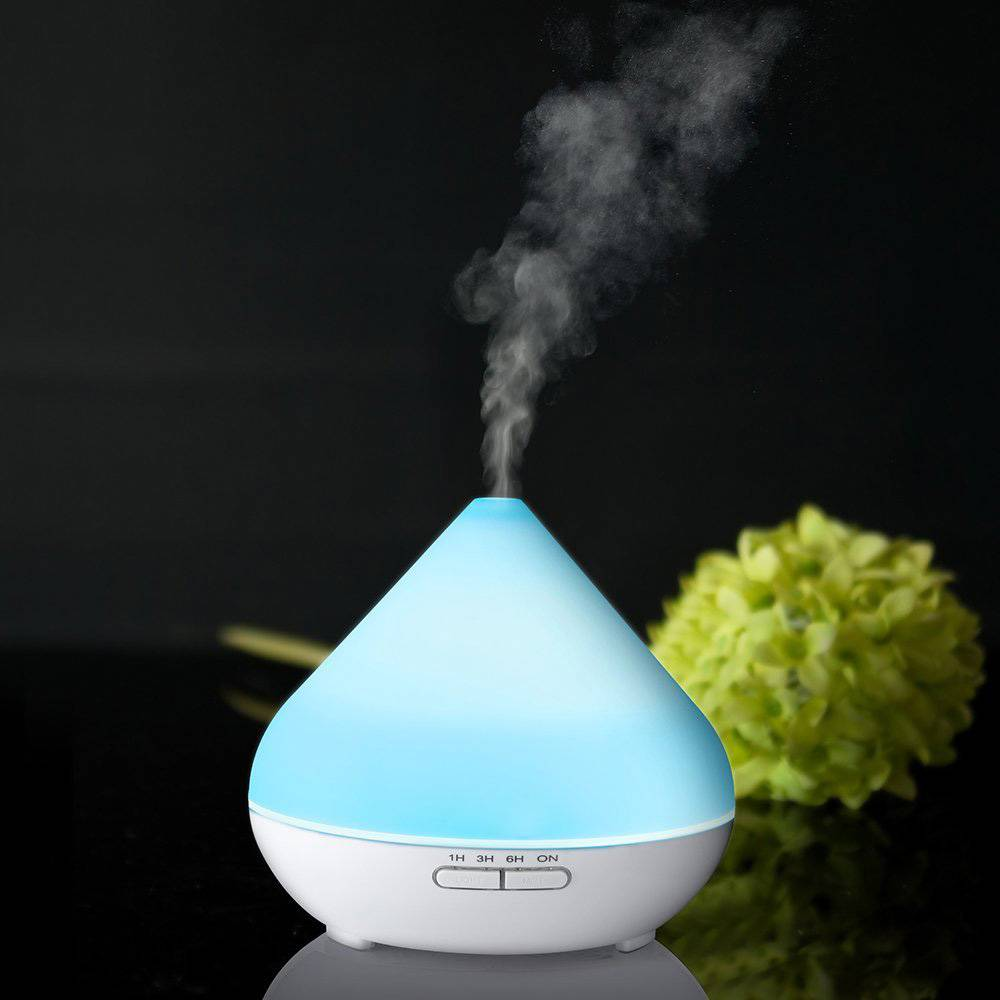 SOICARE Healthy Essential Oil Blends Ultrasonic Aroma Diffuser