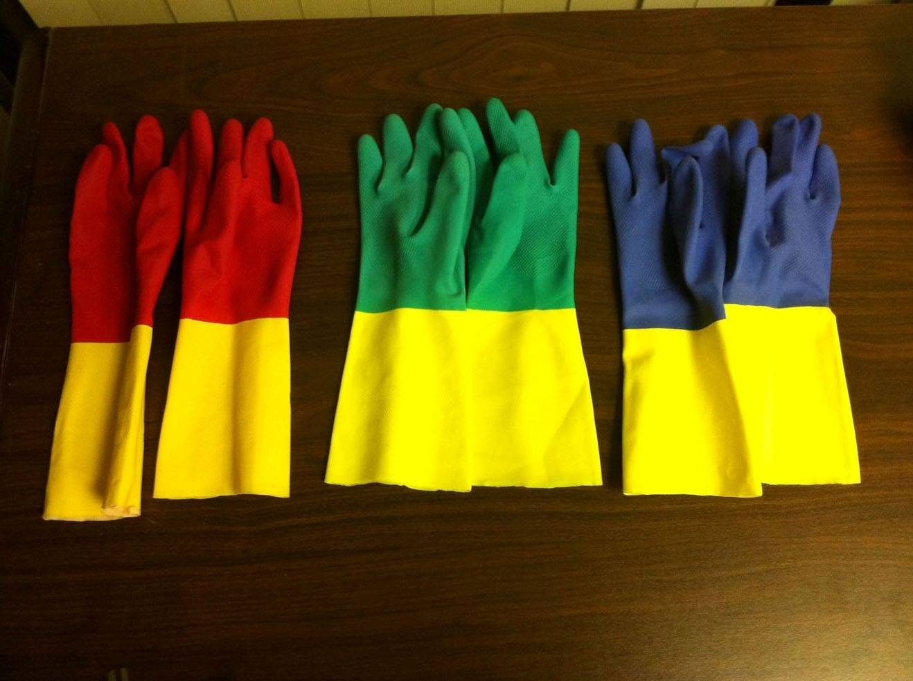 Household Gloves - Latex Gloves (Heavy Duty)