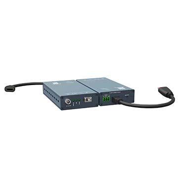 10km HDMI Extender Over Fiber, Supports HDMI 1.3, DVI 1.0
