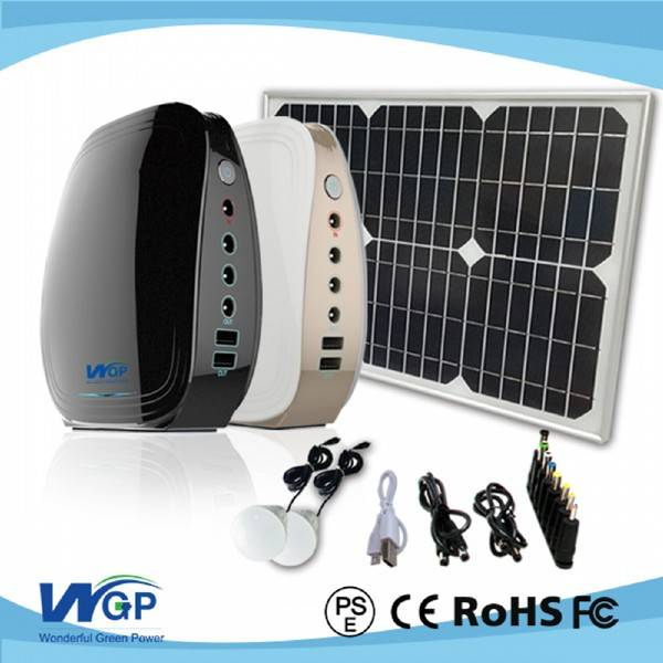 China manufacture mini solar energy system , solar lighting for home
