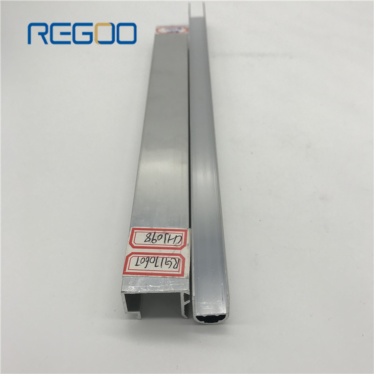 Mill Finish Aluminum Extrusion/Profile/Section