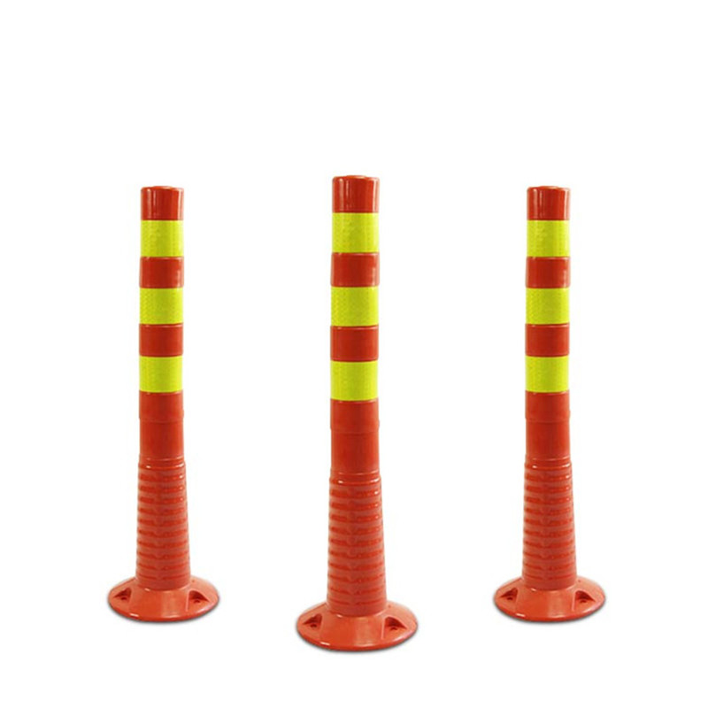 2017 hot sale factory price road safety road delineator reflective warning post