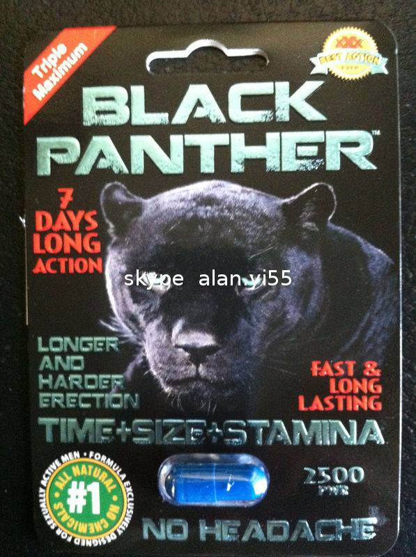 BLACK PANTHER ORIGINAL GENUINE TRIPLE MAXIMUM
