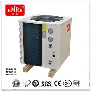 white heater units split heat pump high efficiency heat pump equipment 9.1-15kw