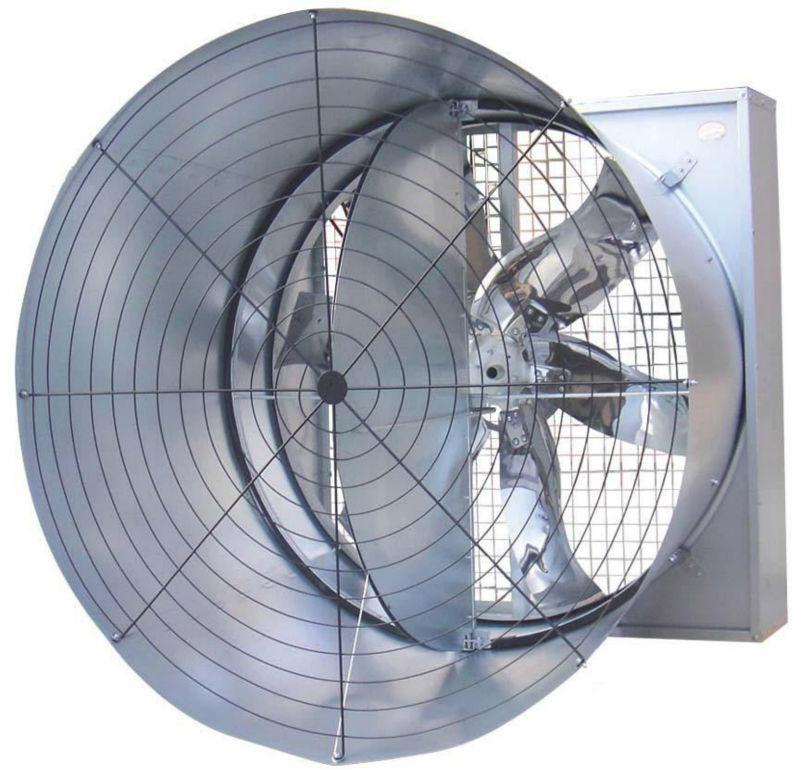 Poultry farm/ pig house butterfly cone fan/ cone exhaust fan