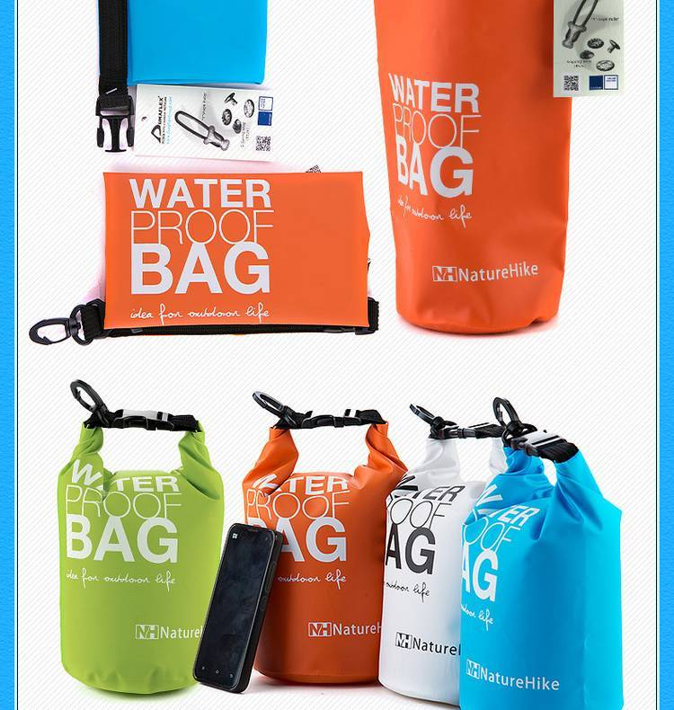 top quality 100% waterproof Ocean pack,swim sack,dry bag