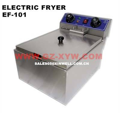 Electric Fryer EF-101 for Kitchen Equipment