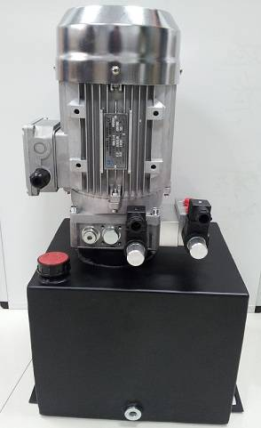 Power Units for Hydraulic Lifting Equipments
