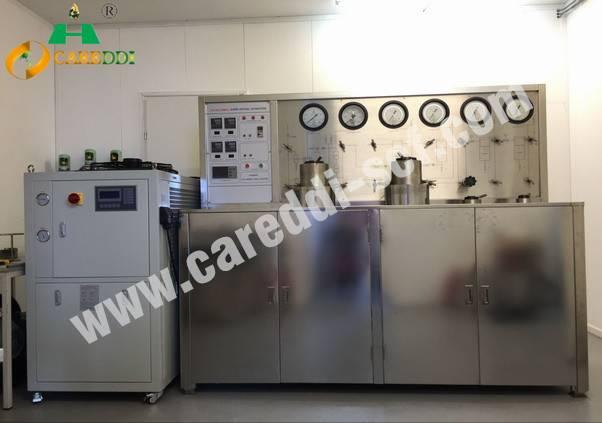 HA220-40-(10+10)L Supercritical co2 extraction machine