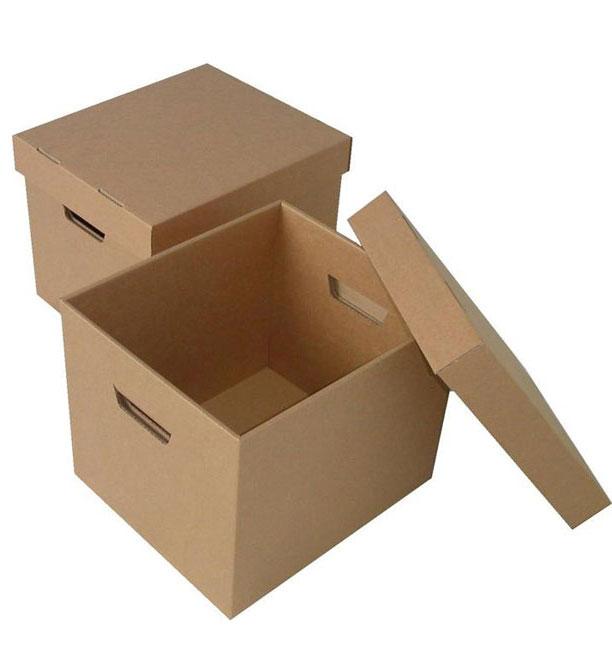 print cardboard box