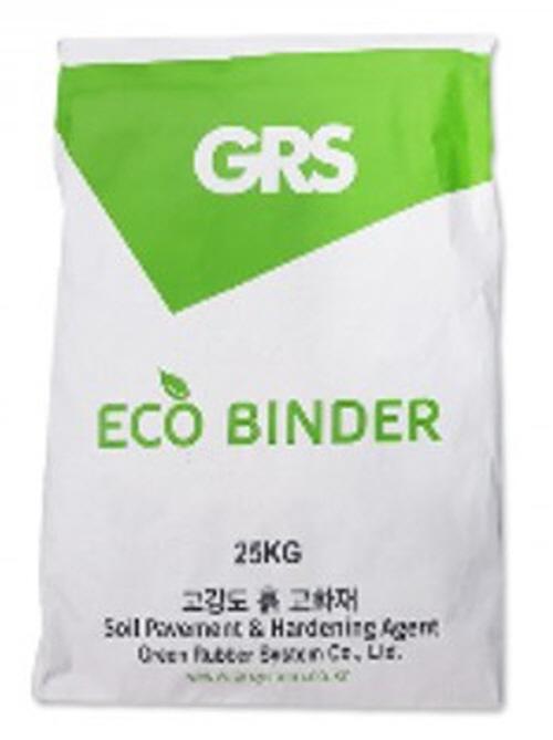 ECO-BINDER (Soil Cement)