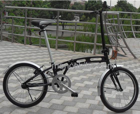 Folding Bike from Monca