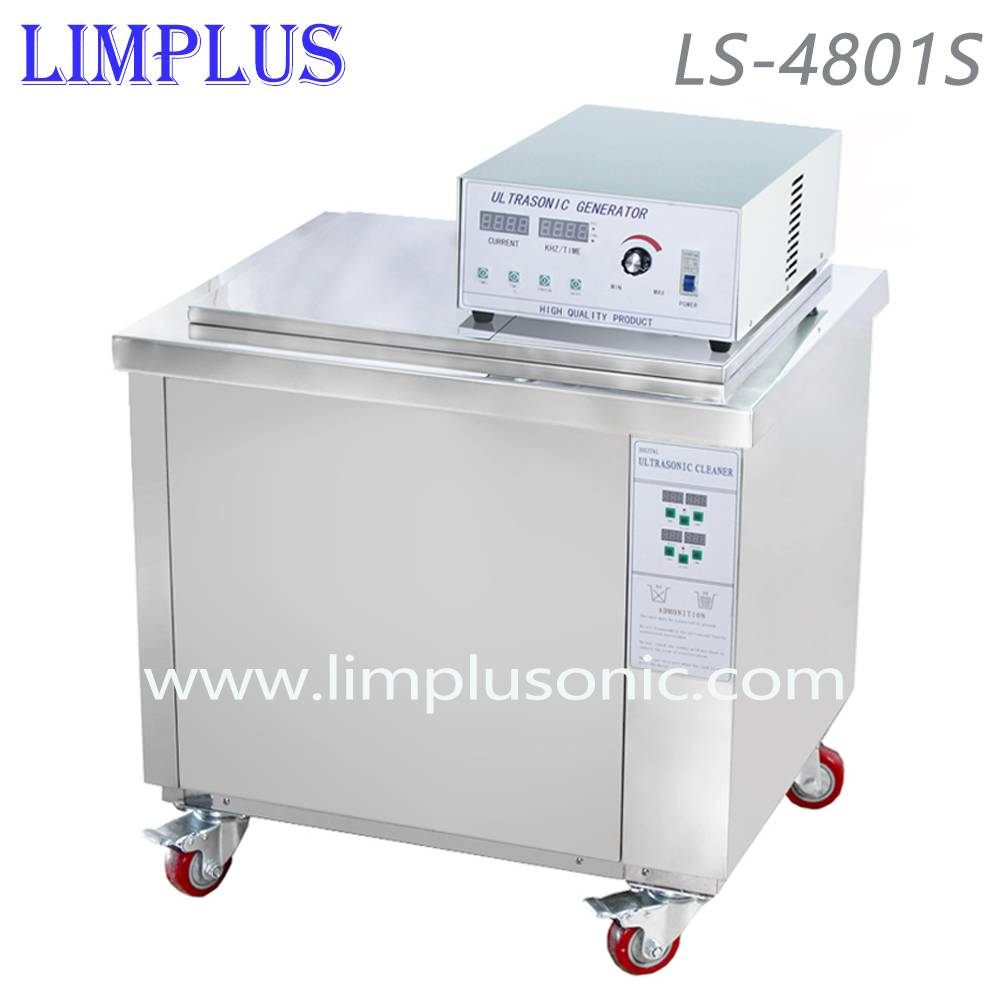 LIMPLUS 175L Big Ultrasonic Cleaning Tank For Mould Washing