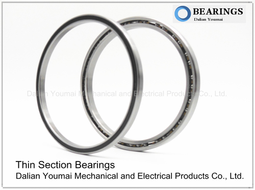 KC thin section bearings