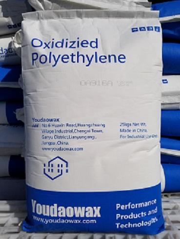 High density oxidized polyethylene