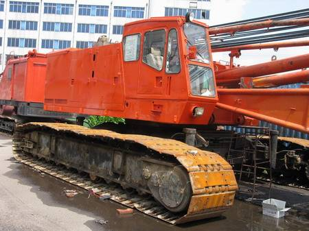SUMITOMO LS-238 100T used crawler crane for sale