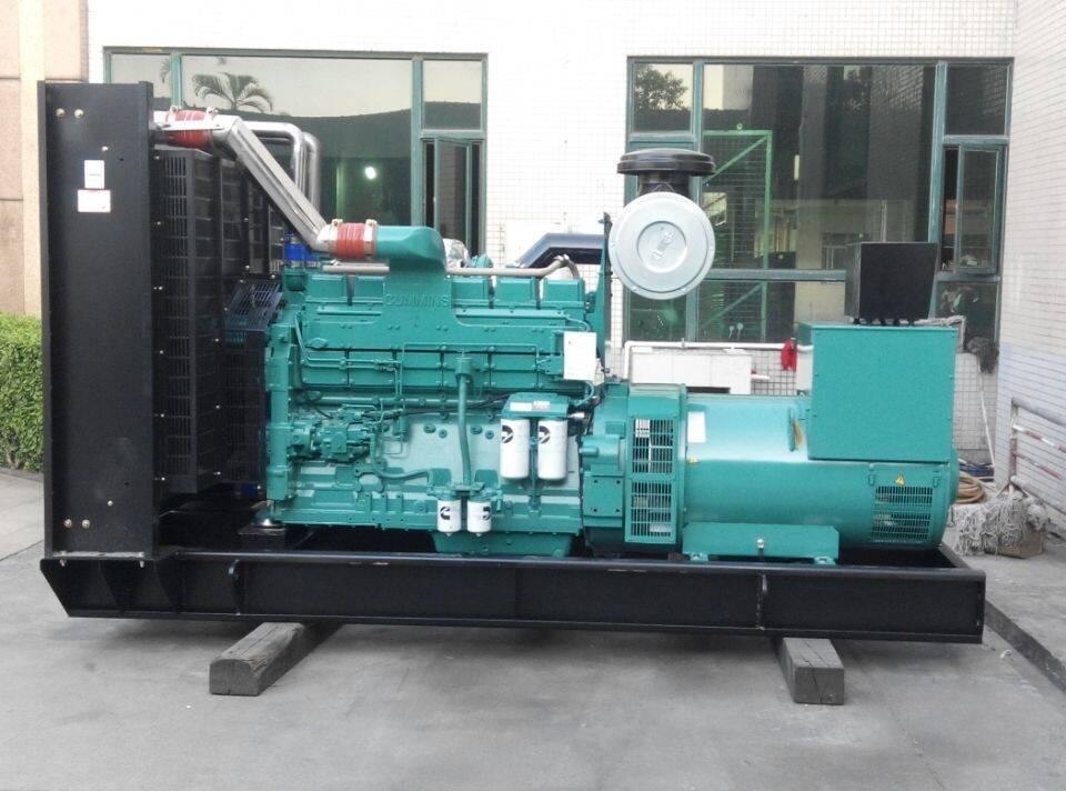 22KW~1000kw Silent Generator and Open Type Diesel Generator with Cummins Engine (KTA50-G3)