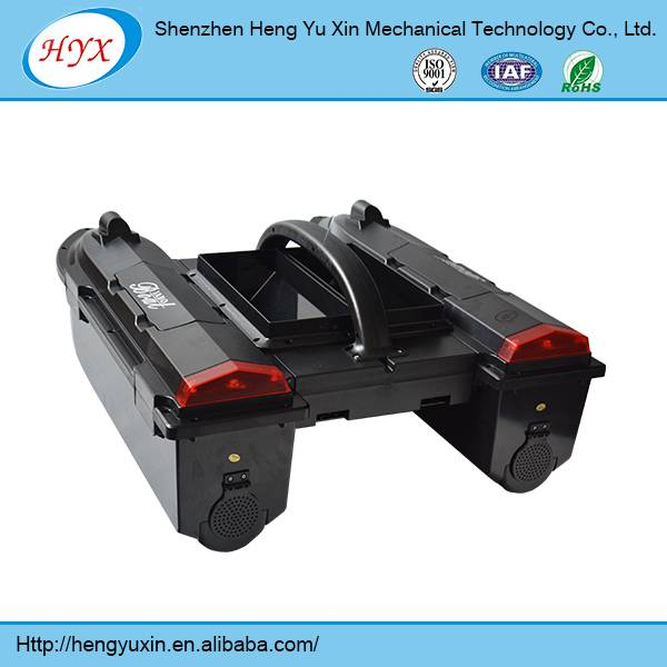 rc fish finder bait boats for sale with fishing tackle and lamp, jabo 5A for carp fishing