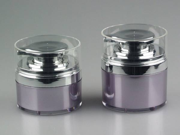 airless bottle cosmetic packaging
