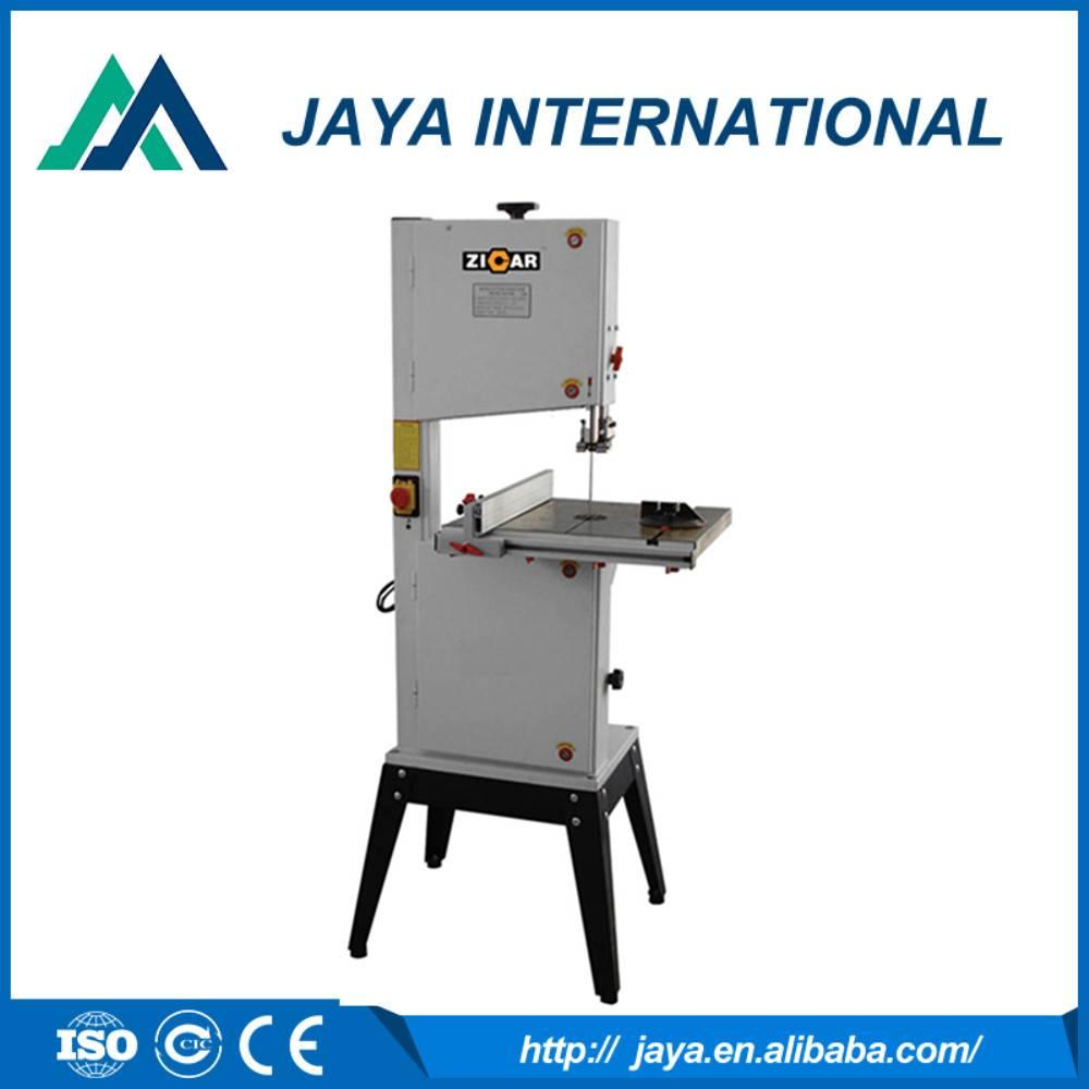 zicar brand jaya BS10 wood cutting band saw machine