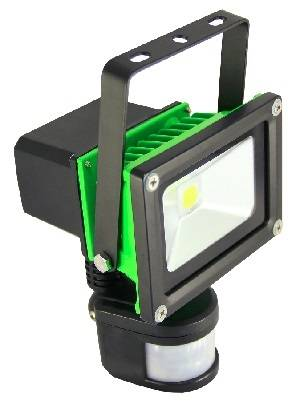 10W LED Portable Rechargeable Flood Light (PIR Control)