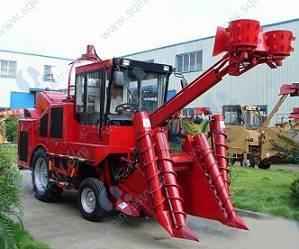 Combine sugarcane harvester SQCH03
