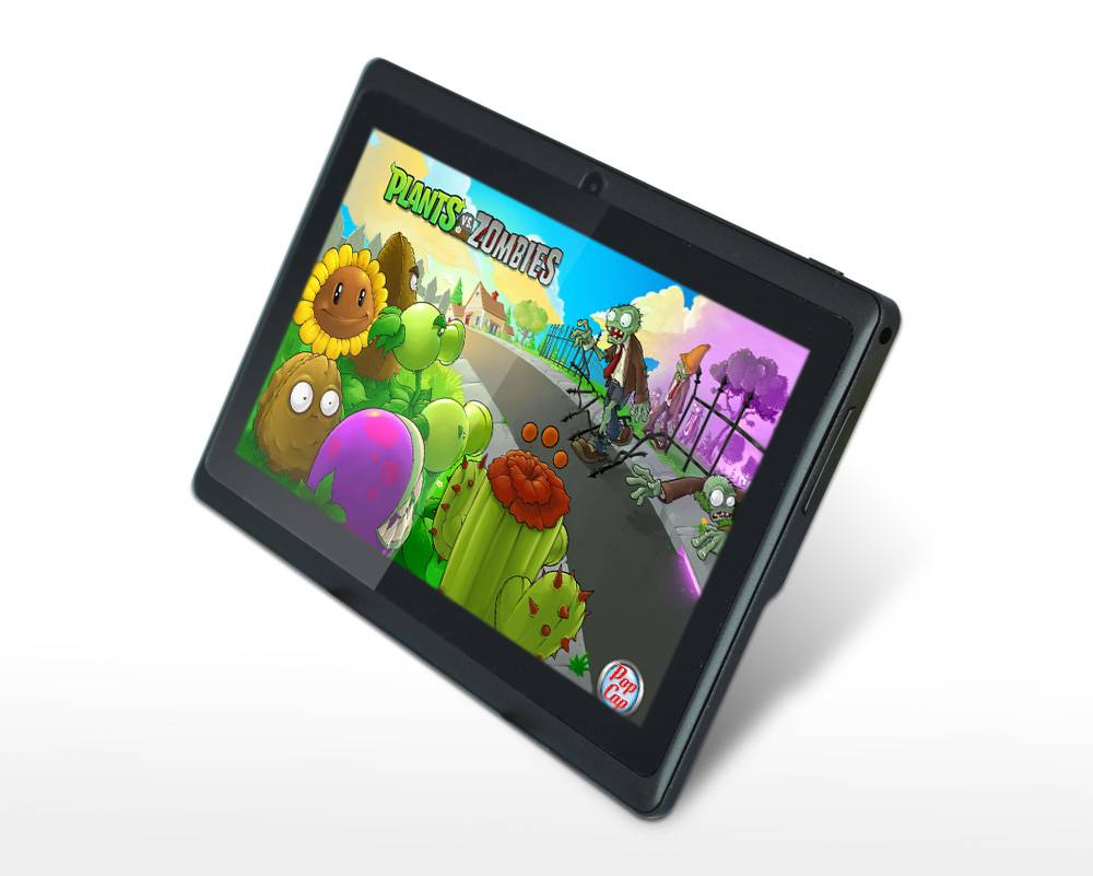 7inch dual-core tablet pc 1024*600 capactitve screen 1G 8G low price