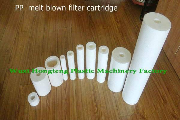 PP Melt Blown Filter Cartridge