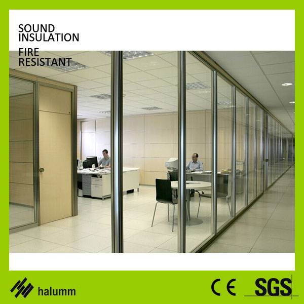 Steel panels with clip portable modular cheap price partition walls