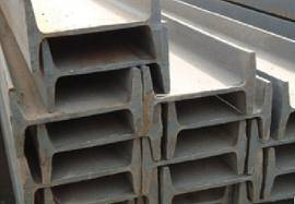 hot rolled steel I beam bar