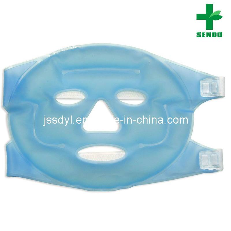 Gel Face Mask for Hot and Cold Usage (SENDO 059)