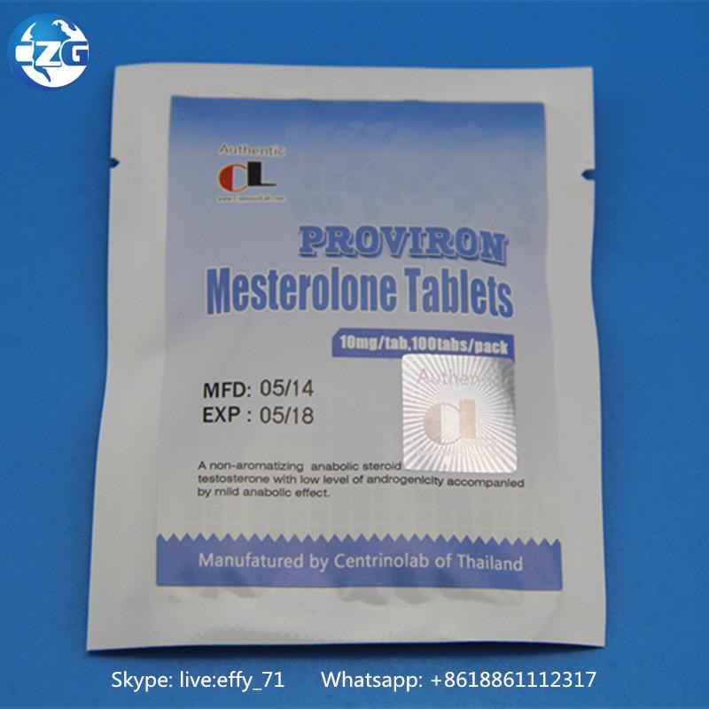 Raw Steroids Powder CAS 1424-00-6 Proviron / Mesterolone