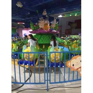 Amusement ride Insect battle