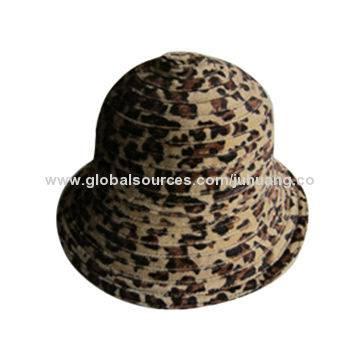 Winter bucket hats