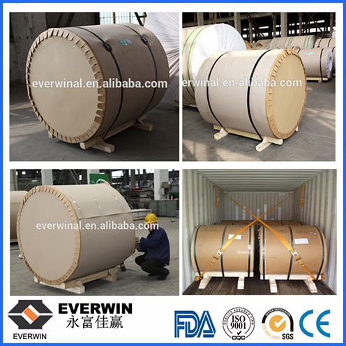 aluminum coil for HVAC and Air Conditioner Fin stock