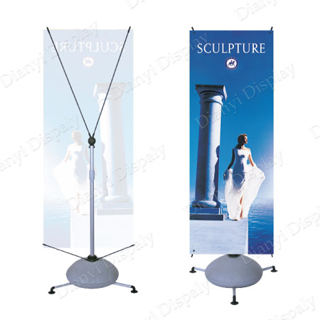 Outdoor Y-Shape Banner Stand (DK028)