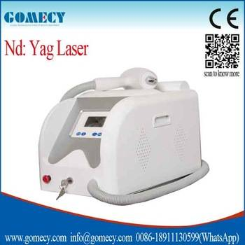 2016 Tattoo Laser 1064nm 532nm Q-switch Ndyag Laser Tattoo Removal Machines