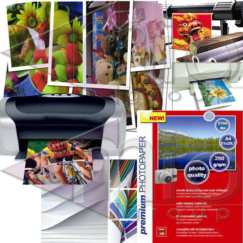 PREMIUM INKJET AND LASER PHOTO PAPERS