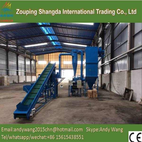 Used Tyre Recycling Machinery for Hot Sale