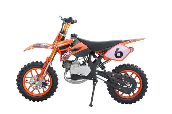 49cc Kids Pit Bike 2 Stroke Mini KXD Pit Bikes