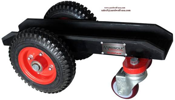 4 WHEEL SLAB DOLLY