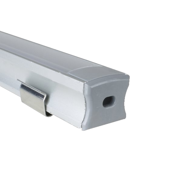 Aluminum Extrusions Profile for LED Strip Light Use in Housing