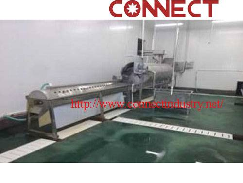CONNECT Poultry Processing Equipment/By-Products handling/Feet handling